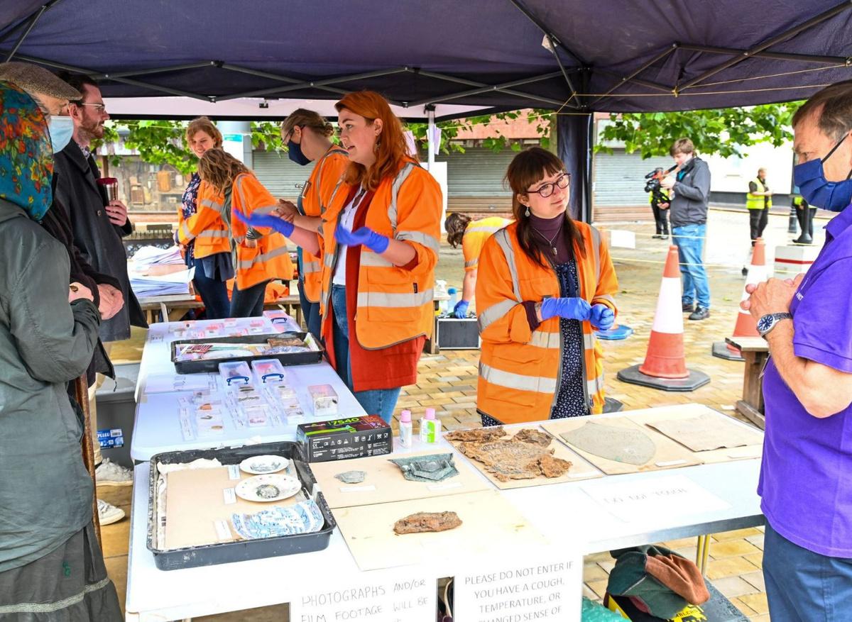 Festival of Archaeology 2021